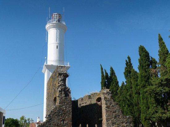 Phare de Colonia del Sacramento : Faro Colonia del Sacramento