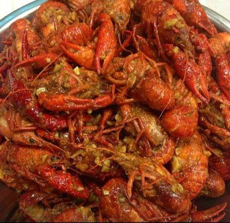 Crawfish Cafe Houston Tx