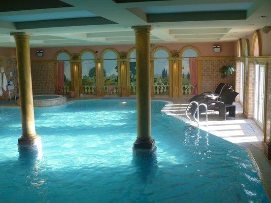 Grosvenor Pulford Hotel & Spa : Beautiful pool