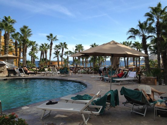 Villa del Palmar Beach Resort & Spa Los Cabos : one of the main pools