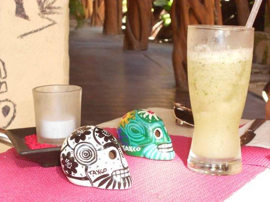 Rosa Mexicano : Limonada con pepino