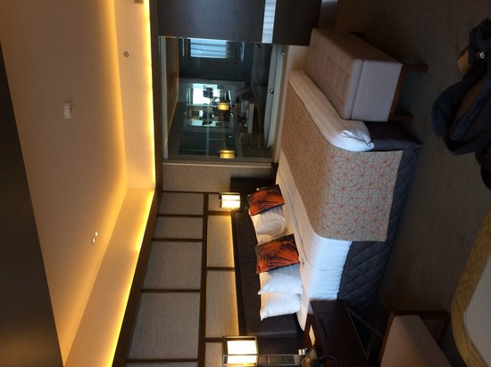 Pan Pacific Singapore: Newly renovated room
