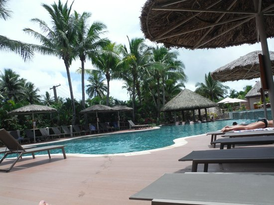 Outrigger Fiji Beach Resort: Adults only pool