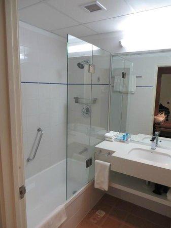 Novotel Hamilton Tainui: Shower