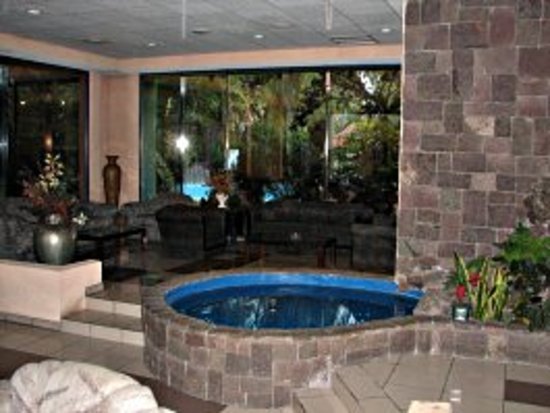 Hotel Longarone: Lobby