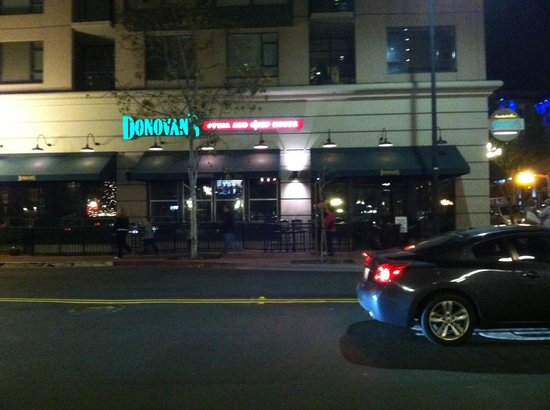 Donovan's Steak and Chop House : Donovan's 5th & K at the Gaslamp district