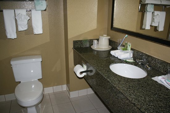 Holiday Inn Express Chandler - Phoenix: Bathroom