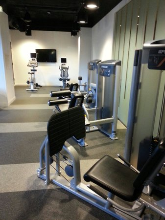 Crystal City Marriott at Reagan National Airport : Gym