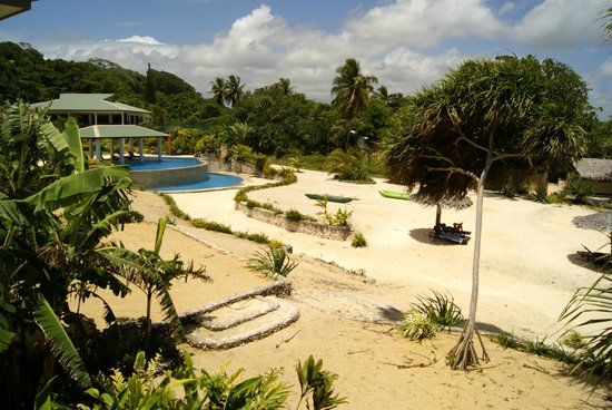 Nasama Resort: View from our room