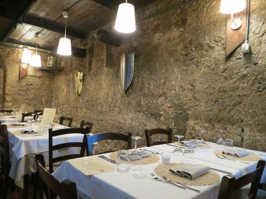 Bonifacio VIII : Sala interna