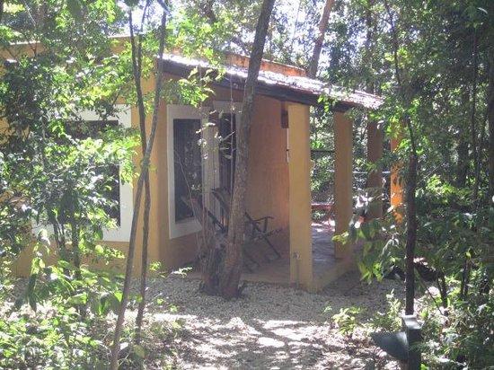 Mundo Milo Eco Lodge: Mexican cabina