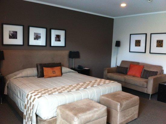 Hotel on Devonport: Deluxe room