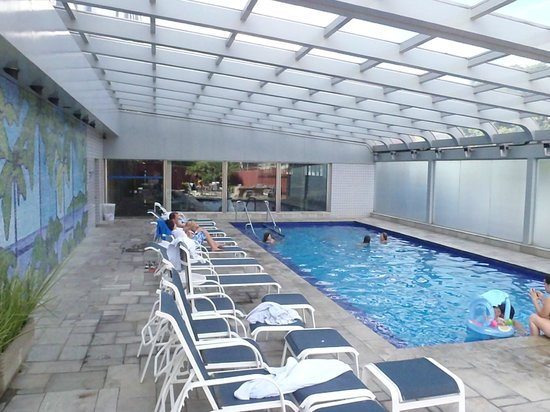 Novotel Sao Paulo Center Norte: piscina