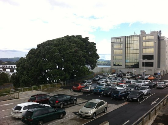 Hotel on Devonport: Our view from balcony