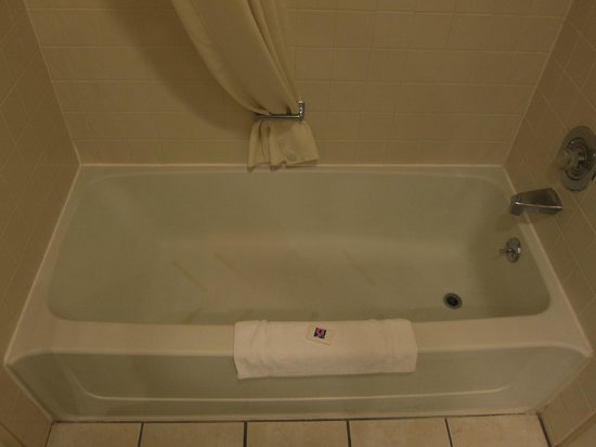 Motel 6 Richfield: Bath