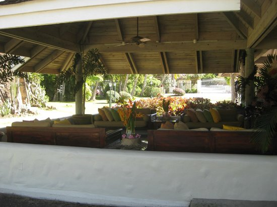 Galley Bay Resort : reception