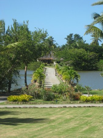 Galley Bay Resort : welcome to paradise