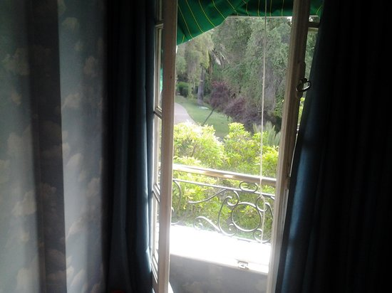 Hotel Foresta: Lovely view..reminded me of Paris