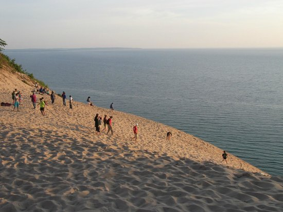 Sleeping Bear Dunes National Lakeshore: dunes