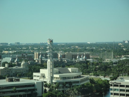 Hilton Tampa Downtown : University of Tampa