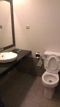 Damai Puri Resort & Spa: Toilet