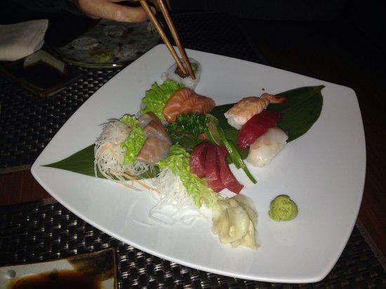 Sushi Zen: SU SA sushi