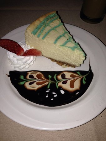 Sunset Grill Incorporated: Key lime pie