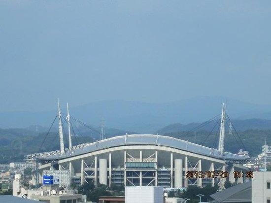 Toyota Stadium: 外観