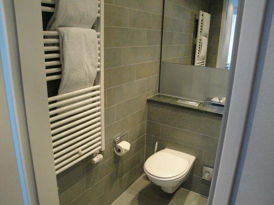 Hilton Garden Inn Stuttgart NeckarPark: bathroom