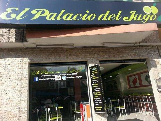 El Palacio Del Jugo Quito