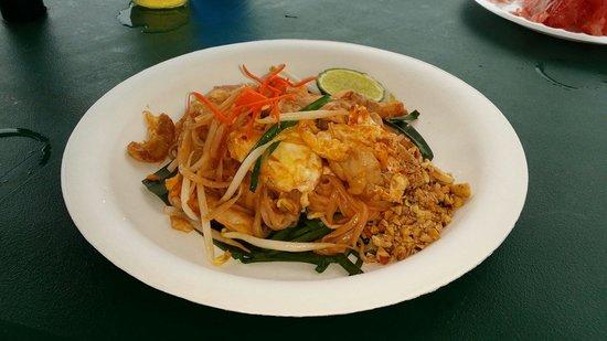 Craving Thai: Pad Thai shrimp