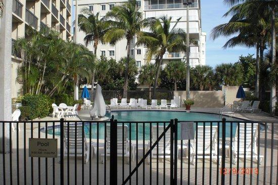 Hampton Inn Cocoa Beach/Cape Canaveral : Pool/Hot tub