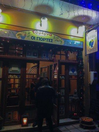 Restaurant Portes