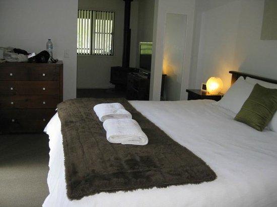 Mystwood: Bedroom cabin 4