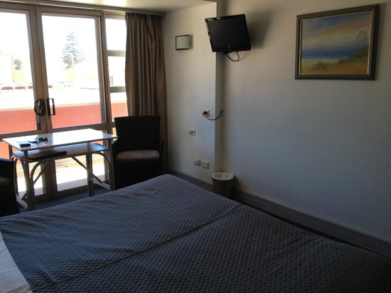 Hotel Victor: Sitting area