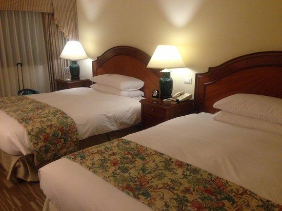Imperial Hotel Taipei : 室内は、きれいに掃除されておりました。