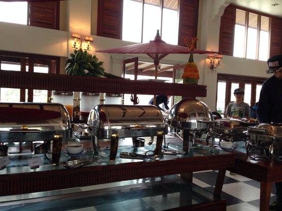 Le Palais Juliana: Desayuno / breakfast