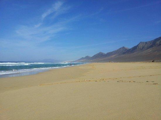 Playa de Cofete: Playa Cofete