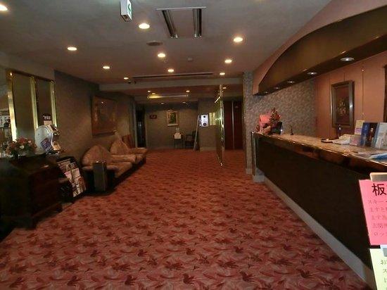 Resort Inn Marion Shinano: ロビー