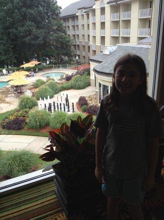 Atlanta Evergreen Marriott Conference Resort : hotel