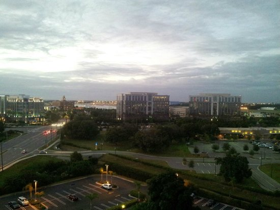 Hilton Tampa Airport Westshore: View from room