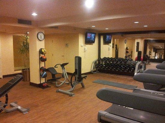 Hilton Tampa Airport Westshore : Gym