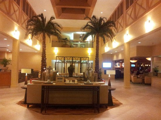 Hilton Tampa Airport Westshore: Lobby