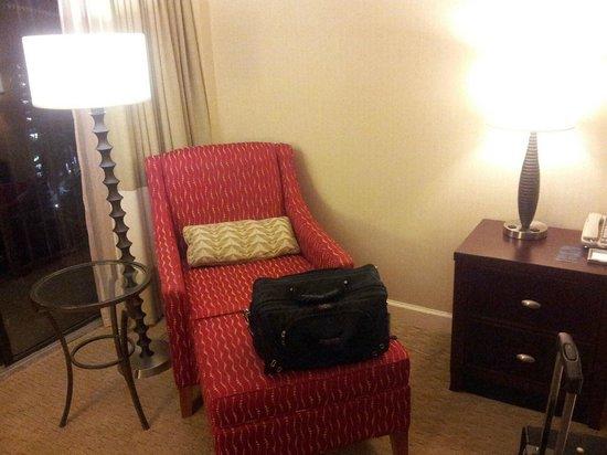 Hilton Tampa Airport Westshore: Room