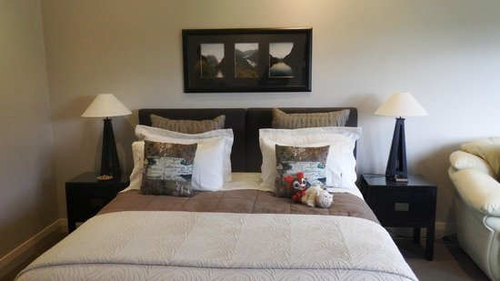 Mt Rosa Lodge: Gibbston Suite