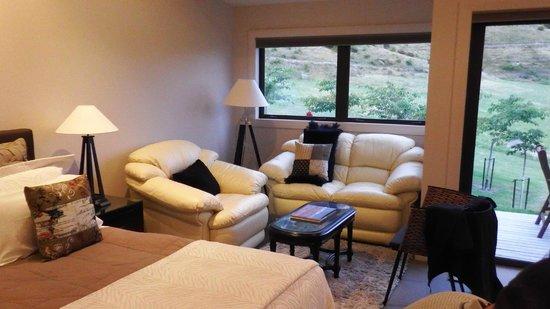 Mt Rosa Lodge : Gibbston Suite