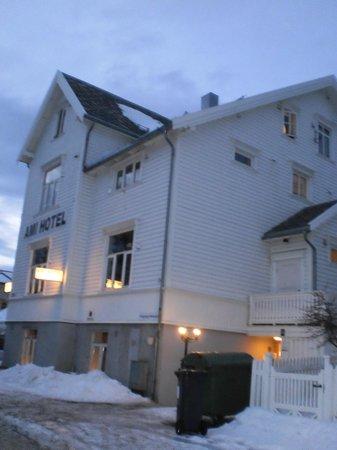 AMI Hotel Tromso: Η πρόσοψη του ξενοδοχείου