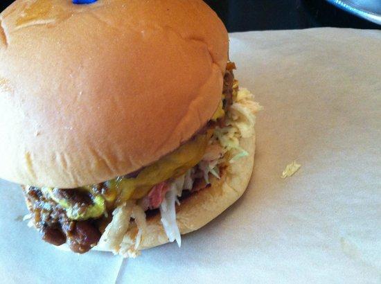 Chuck's: Dirty South Burger