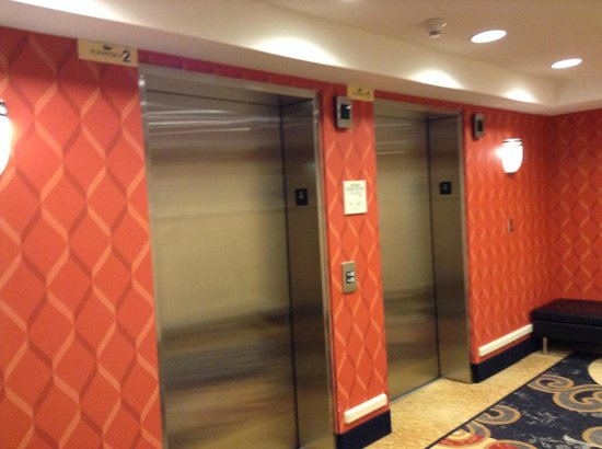 Homewood Suites by Hilton Edgewater - NYC Area: エレベータ