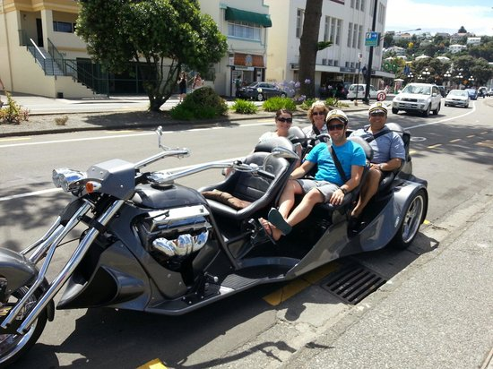 Supertrike Tours and Hire: What a blast